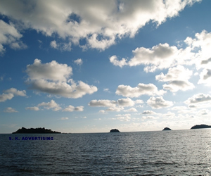 The four nearby Islands, Man nok and nai (Koh Chang, Trat)