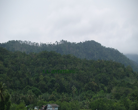 Koh Chang Mountain Ranges
