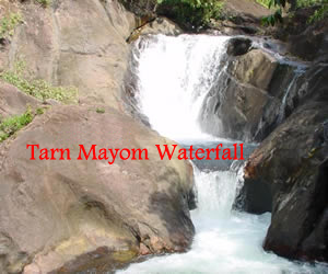 Tarn Mayom Waterfall